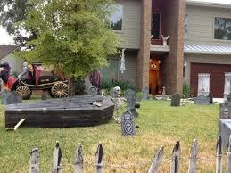 homemade halloween yard decorations halloween decorations diy
