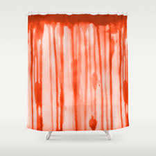 Blood Shower Curtain Stains Shower Curtains Society6