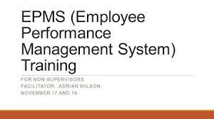 Case Study   Performance Management Gimpa
