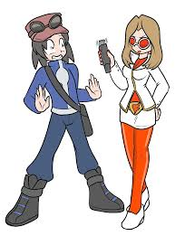 serena the team flare admin 2 by chaosoverlordz on deviantart