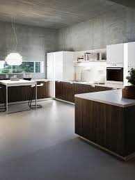 Advanced Kitchen Design Sleek And Functional Italian Kitchen Exudes Radiant Charm