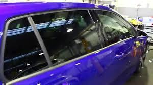 vw golf r lapiz blue paint protection by melbourne mobile