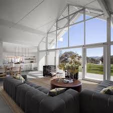 interior livingroom hupomone ranch by turnbull griffin haesloop architects dwell