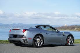 Ferrari California 2010 - 2010 ferrari california silver arrow cars ltd