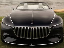 vision mercedes maybach 6 cabriolet 2017 pro hd wallpaper