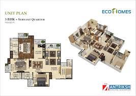 floor plan antriksh eco homes eco home antriksh floor plan