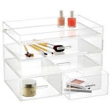 Bathroom Makeup Storage by 56 Best Makeup Organization Images On Pinterest Storage Ideas