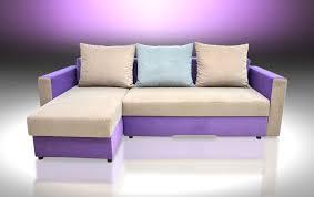 Purple Corner Sofas Sofa Bed Bristol Velvet Fabric Beige Lilac Grey