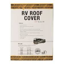 Adco Tyvek Rv Roof Cover 30 U00271