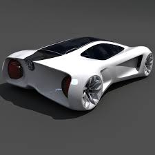 mercedes concept car mercedes benz biome concept car u2013 3d horse