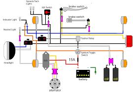 simplified wiring digrams