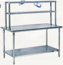 stainless steel kitchen furniture kitchen stainless steel table thunder stainless steel work table