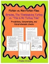 thanksgiving literacy centers for kindergarten ccss literacy