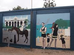 Horse Murals by Murals In Mornington And Mt Martha Melbourne