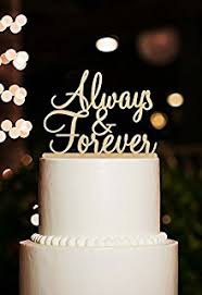 wedding cake decorations rustic we still do wedding cake toppers customized