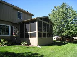 does a roofed porch feel like an interior or exterior room