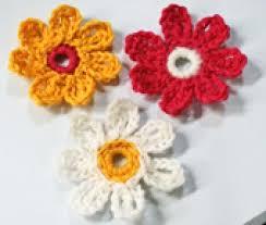 Free Pattern For Crochet Flower - 479 best crochet flowers images on pinterest crocheted flowers