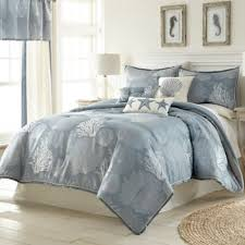 King Size Comforter Sets Bed Bath And Beyond Buy Seashell Bedding Sets From Bed Bath U0026 Beyond