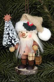 tree ornament santa claus 10 5 cm 4in by christian