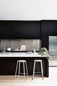 black and white kitchen ideas black kitchens