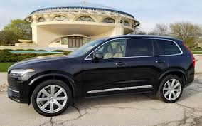 volvo xc90 excellence starts at 105 895 motor trend volvo xc 90 2017 volvo xc90 t8 plug in hybrid first test review
