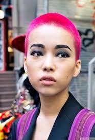 beautiful women hairstyle with sideburns 75 badass brush cut hairstyles for women
