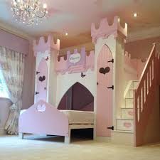 Princess Bunk Bed With Slide Princess Castle Loft Bed Style Design Of With Slide