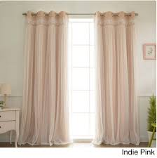 Dusty Curtains Rugs Curtains Beautiful Panel Dusty Blush Curtains For