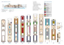 deck plan for pacific pearl barrier reef cruise on pacific pearl