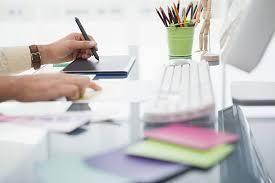 Graphic Designer Desk Graphic Designer Pictures Images And Stock Photos Istock