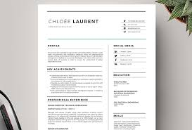 Sample Of Cover Letter For Resume by 50 Cv Resume U0026 Cover Letter Templates For Word U0026 Pdf 2017