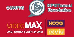 config kuota videomax masih aktif cara download config kpn tunnel videomax telkomsel terbaru 2018