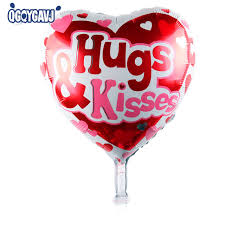 valentines day balloons wholesale qgqygavj free shipping new aluminum hydrogen globe shaped