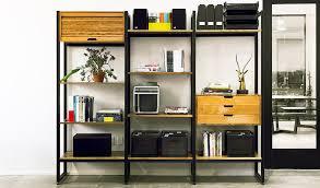 tanner goods tekio modular shelving system juncture