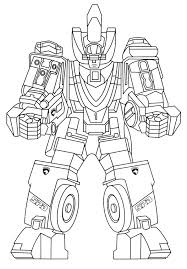 power rangers coloring pages coloring pages