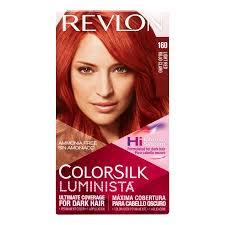 light reddish brown color revlon colorsilk luminista hair color light red walmart com