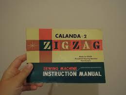 pfaff sewing machine manual my