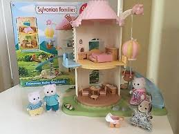 sylvanian families old oak tree house blueprints best house design