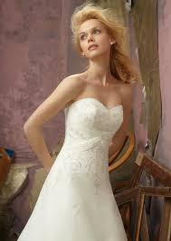 chapel wedding dresses strapless slim a line chapel wedding dress style 2105