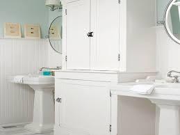 bathrooms with beadboard small bathroom with beadboard small