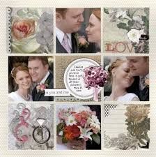 scrapbooking mariage 25 best images about scrap mariage on