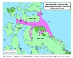 Lancaster Map Cbc Homestretch Tallurutiup Imanga Lancaster Sound U2022 Going Wild