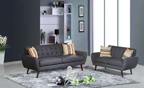 2 piece living room set lola 2 piece living room sofa and loveseat set products