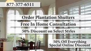 order plantation shutters from empire today youtube