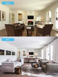 15 impressive before and after photos of living room remodels