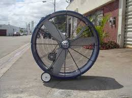 industrial air blower fan rent portable misters misting fans coolers air conditioners and