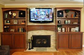 Mantel Bookshelf The Wood Connection Cherry Bookcases And Fireplace Mantel The