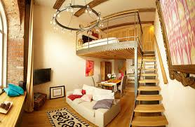 two floor bed twisted