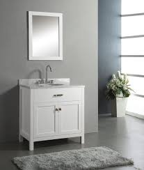 virtu caroline 36 inch traditional bathroom vanity white finish