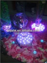 Led Light Base For Centerpieces by Rotating Led Light Base Diy Table Centerpieces For Weddings Buy